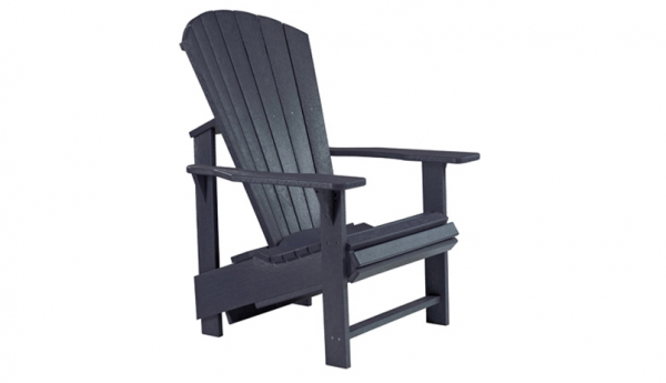 Jordan Cast Amp Wicker C03 Upright Adirondack Chair