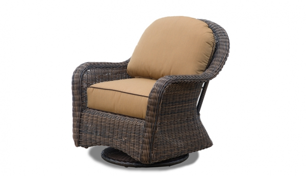 Barbados Swivel Glider
