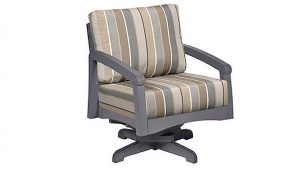 Bay Breeze Swivel Club Chair