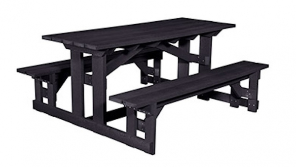 T52 Rectangle Picnic Table (Generation)
