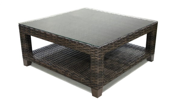Belmont Large Square Coffee Table