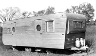 Schult travel trailer