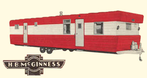The Canadian H.B. McGuiness trailer