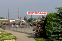 East Side Self Storage