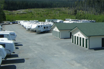 Ladysmith Storage Centre