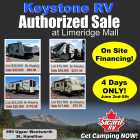 Keystone Factory Clear Out Sale At Limeridge Mall