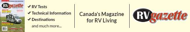Canada's Magazine for RV Living