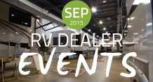 RV Dealer Events: September 2015