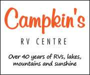 Visit Campkins RV Centre's Dealer Page