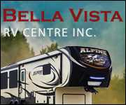 Visit Bella Vista RV Centre Inc.'s RV Dealer Page