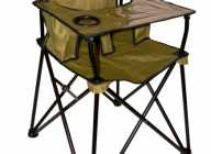 Portable Camping High Chair Sage