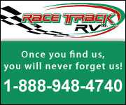 Visit Racetrack RV's RV Dealer Page