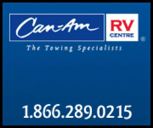 Visit Can-Am RV Centre's RV Dealer Page