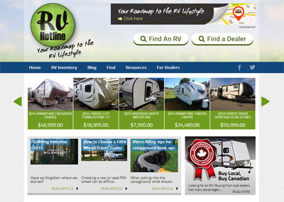 New and Used Trailers for Sale - The RV Trader Classifieds Sale Site