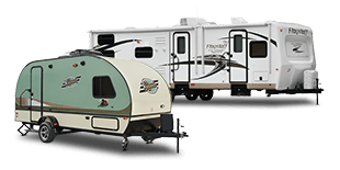 Awesome Travel Trailers And Towable RVs  Go RVing Canada