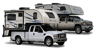 rv types learn about truck campers rvhotline com
