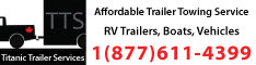 Affordable Trailer Towing Services